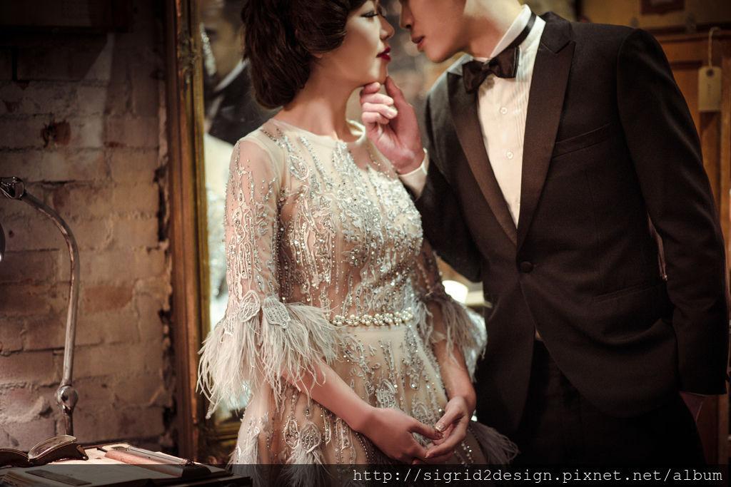 琪琪小姐 國內婚紗精選
