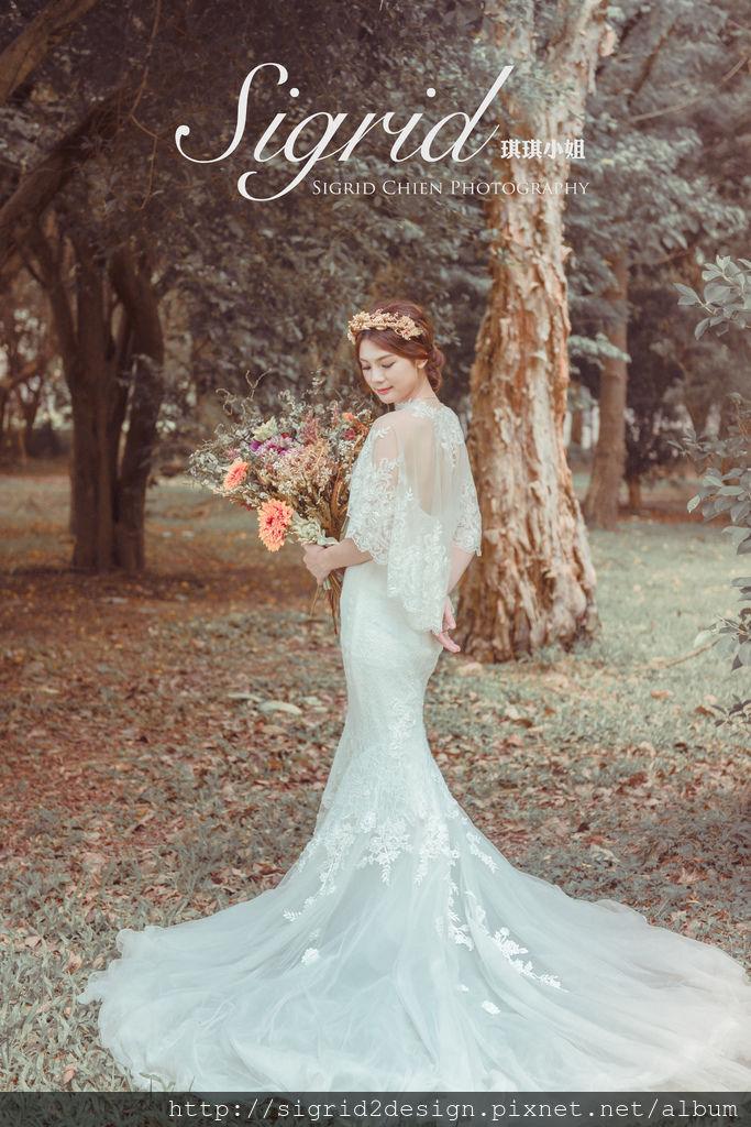 琪琪小姐婚紗攝影婚禮紀錄海外婚紗女攝影師