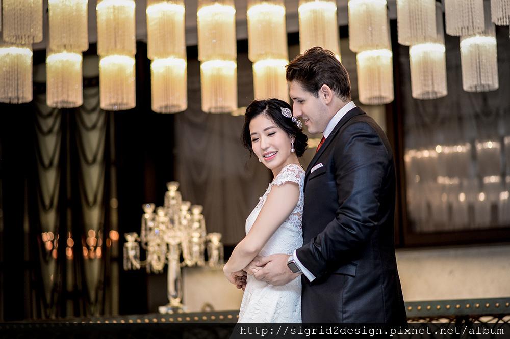 琪琪小姐婚禮紀錄東方文華