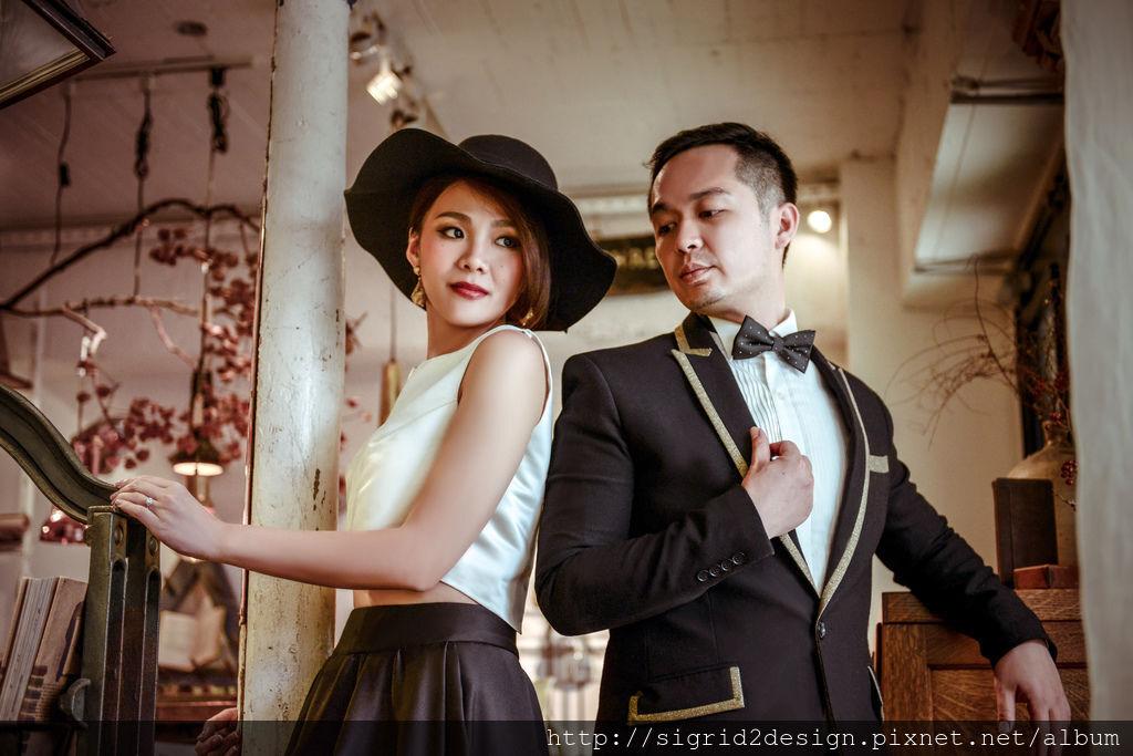 琪琪小姐婚紗攝影丹璞幸萱