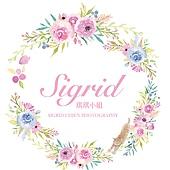 琪琪小姐 logo
