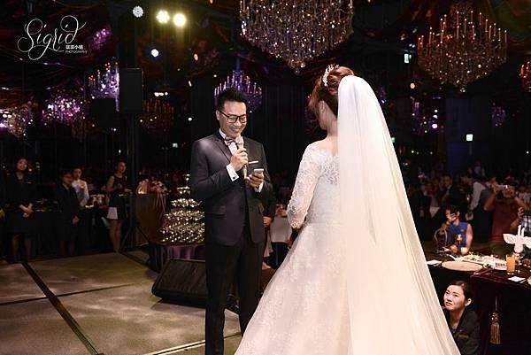 琪琪小姐婚禮紀錄 君品酒店