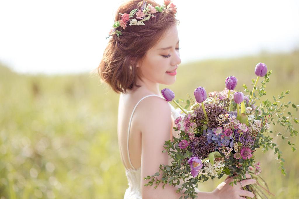 琪琪小姐 婚紗 攝影