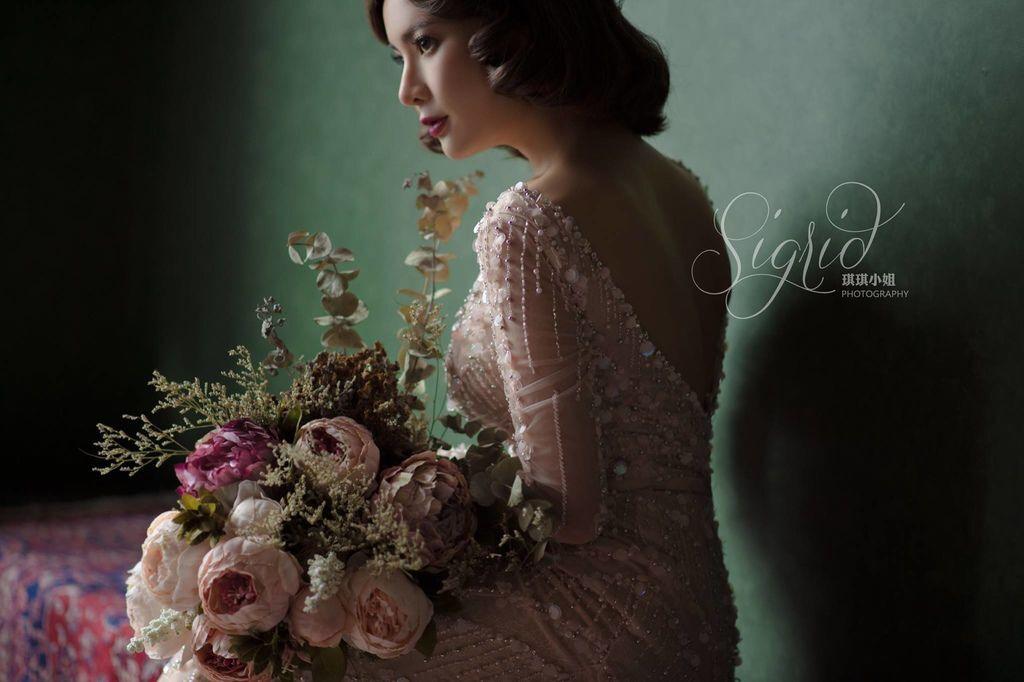 婚攝琪琪小姐 攝影團隊 田以熙 婚紗