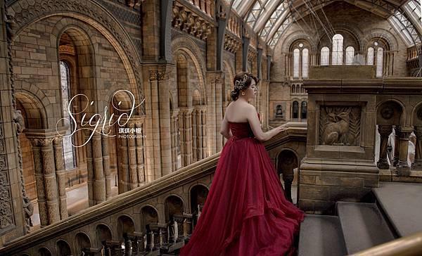 婚攝琪琪小姐 女攝影師 倫敦海外婚紗