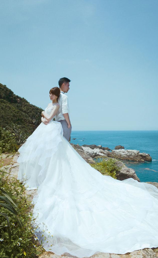 琪琪小姐 婚紗攝影