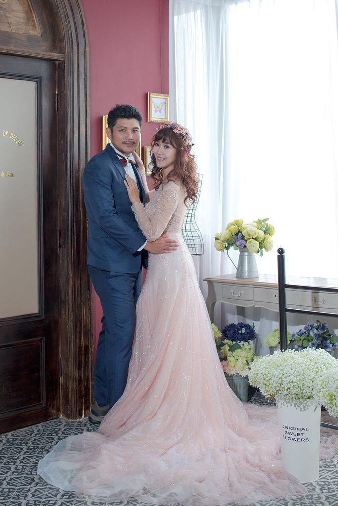 婚攝琪琪小姐 野蠻王妃 週年婚紗全家福