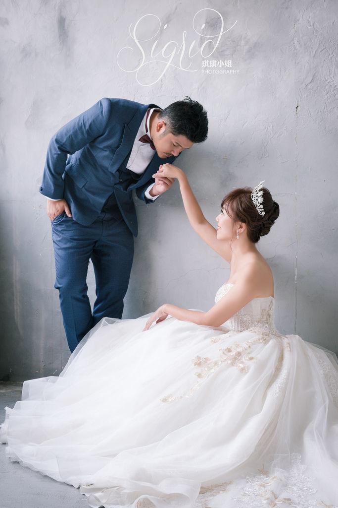 婚攝 琪琪小姐 野蠻王妃 週年婚紗 親子寫真 全家福