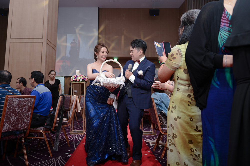 婚攝琪琪小姐 凱達大飯店婚禮紀錄