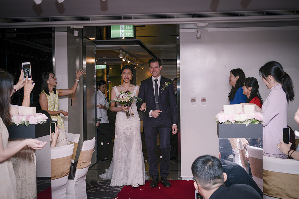 婚攝琪琪小姐 晶華酒店婚禮紀錄