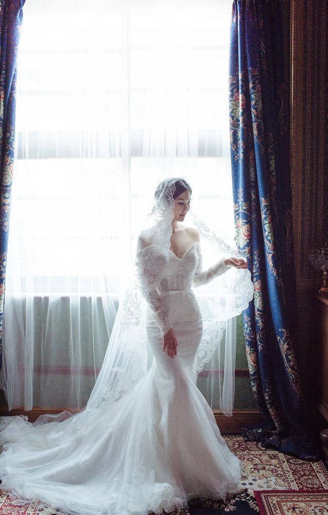 婚攝琪琪小姐 台北婚紗攝影工作室 女攝影師