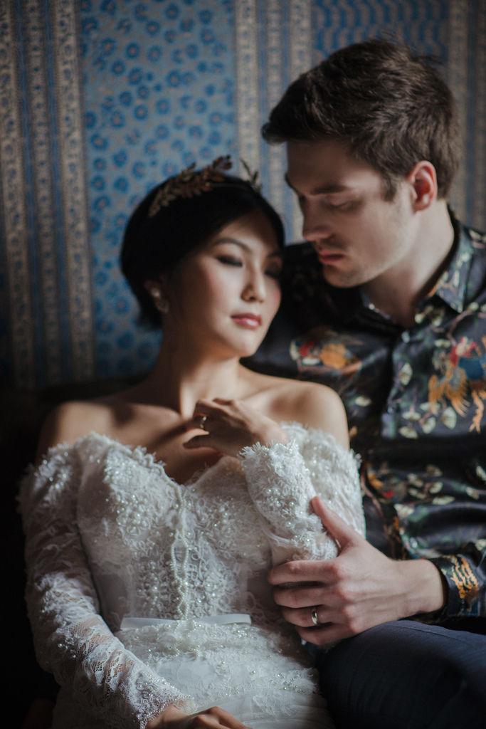 婚攝琪琪小姐 台北婚紗攝影工作室 Nanci婚紗 女攝影師
