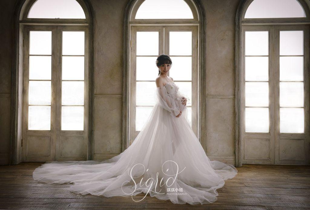 婚攝琪琪小姐 台北孕婦寫真 孕婦婚紗