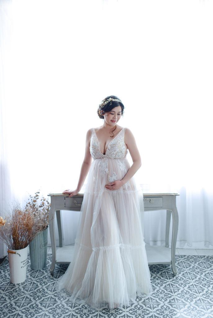 台北孕婦婚紗 台北孕婦寫真 婚攝琪琪小姐 女攝影師掌鏡