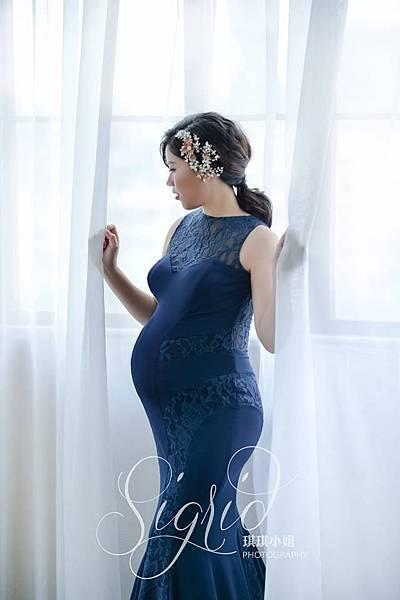 女攝影師 琪琪小姐 孕婦寫真 台北孕婦寫真推薦