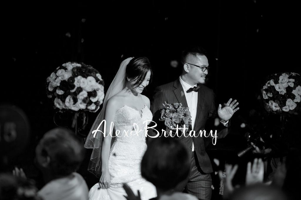婚攝琪琪小姐 婚禮紀錄 君品酒店婚禮