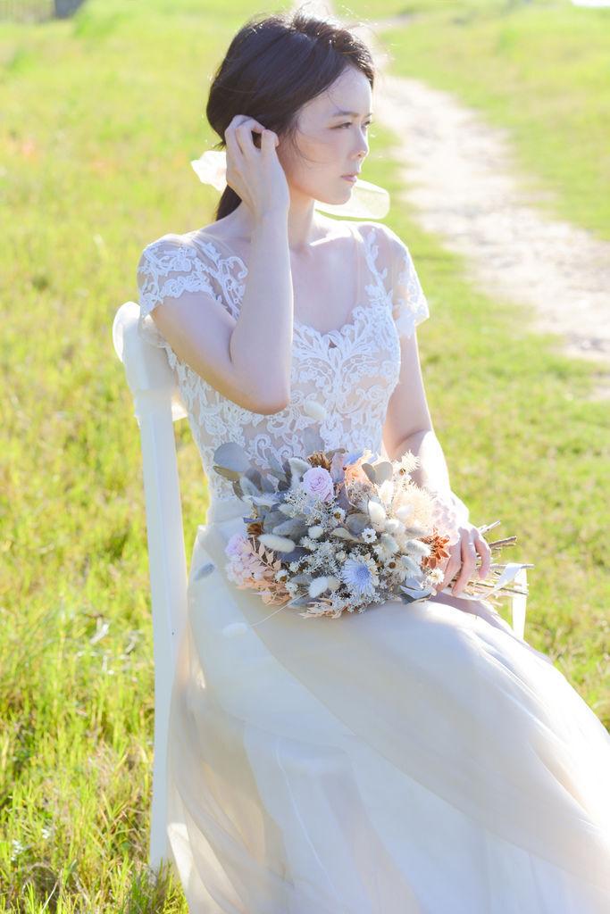 琪琪小姐 美式婚紗 海外婚紗