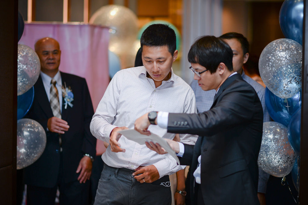 婚攝琪琪小姐 格萊天漾 婚禮紀錄 台北婚攝