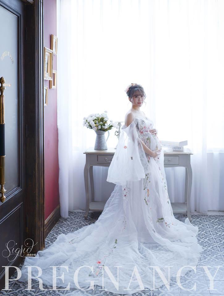 台北孕婦寫真推薦 台北孕婦寫真 懷孕紀錄 琪琪小姐 女攝影師