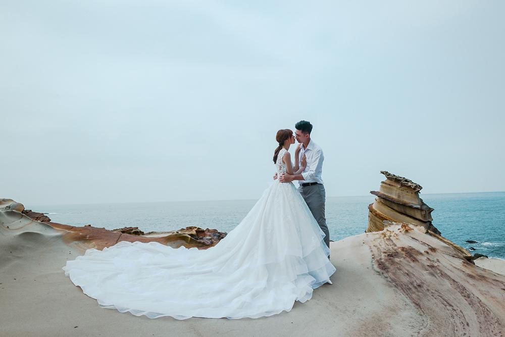 婚攝琪琪小姐 海外婚紗 海外婚禮 舊金山