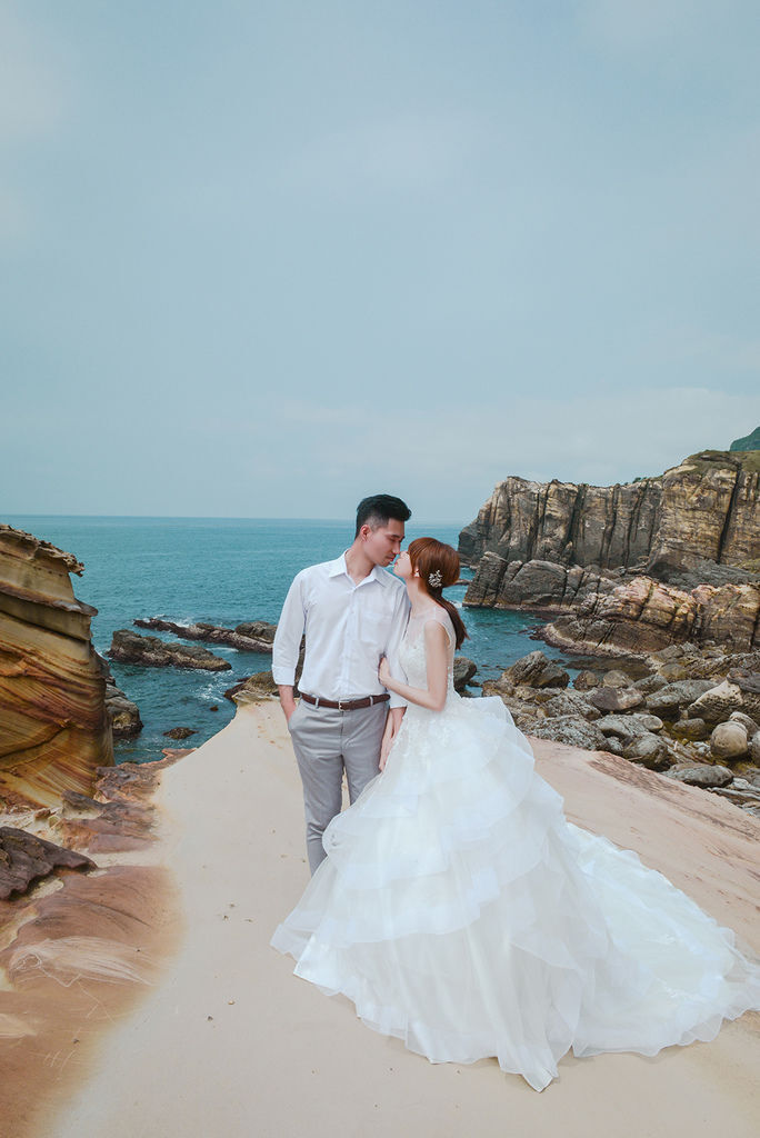 婚攝琪琪小姐 海外婚紗 海外婚禮 舊金山 旅拍 自助婚紗