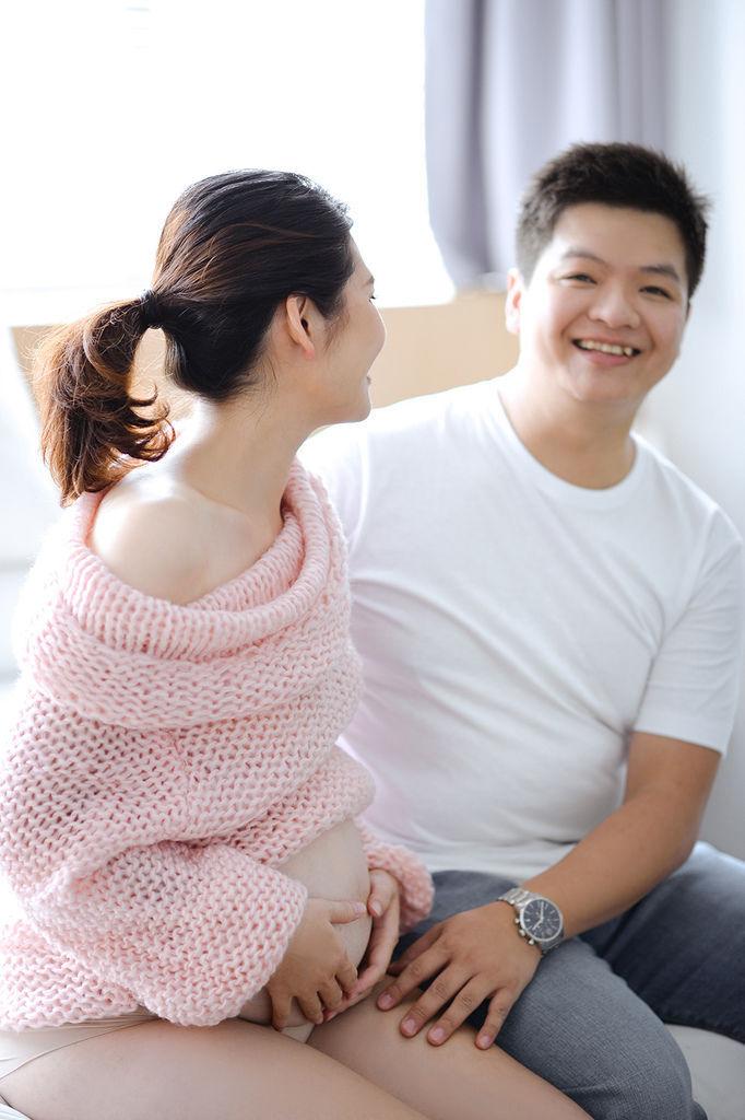 琪琪小姐 女攝影師 孕婦寫真 孕期紀錄