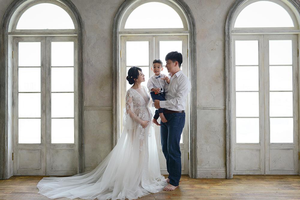 琪琪小姐與喬先生 琪琪小姐 孕婦寫真 台北孕婦寫真