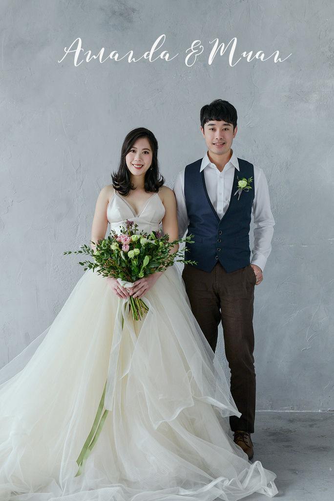 婚攝 琪琪小姐-琪琪小姐與喬先生 美式婚紗
