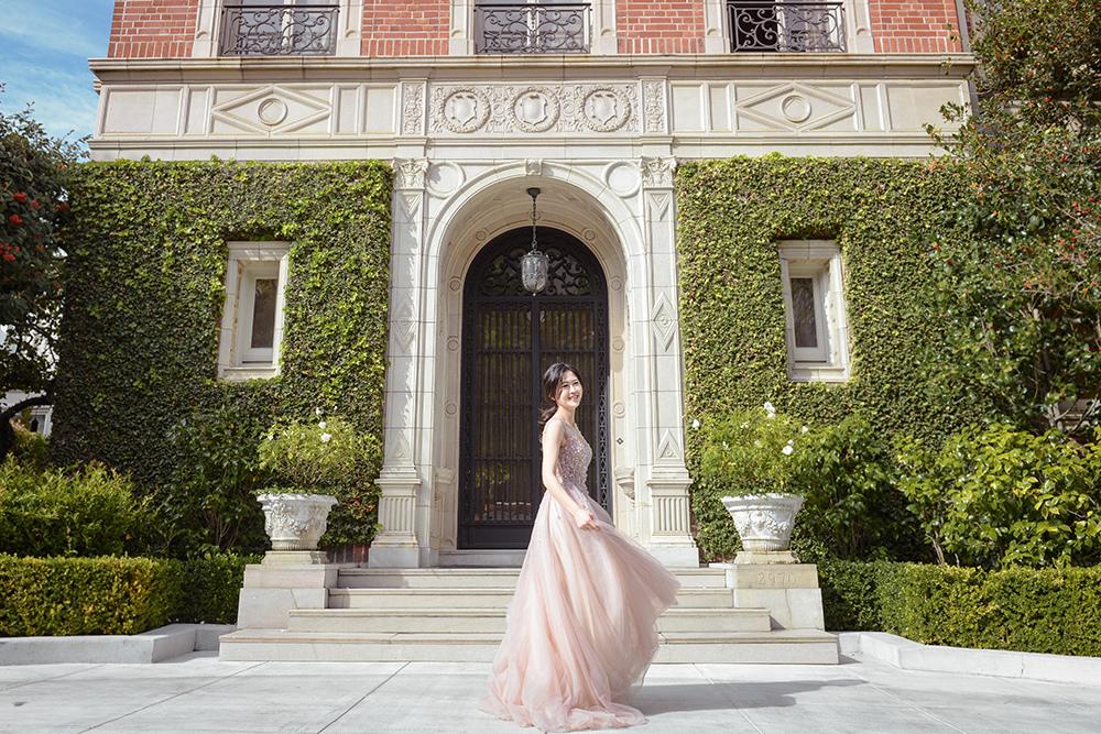 琪琪小姐 海外婚紗 舊金山婚紗照