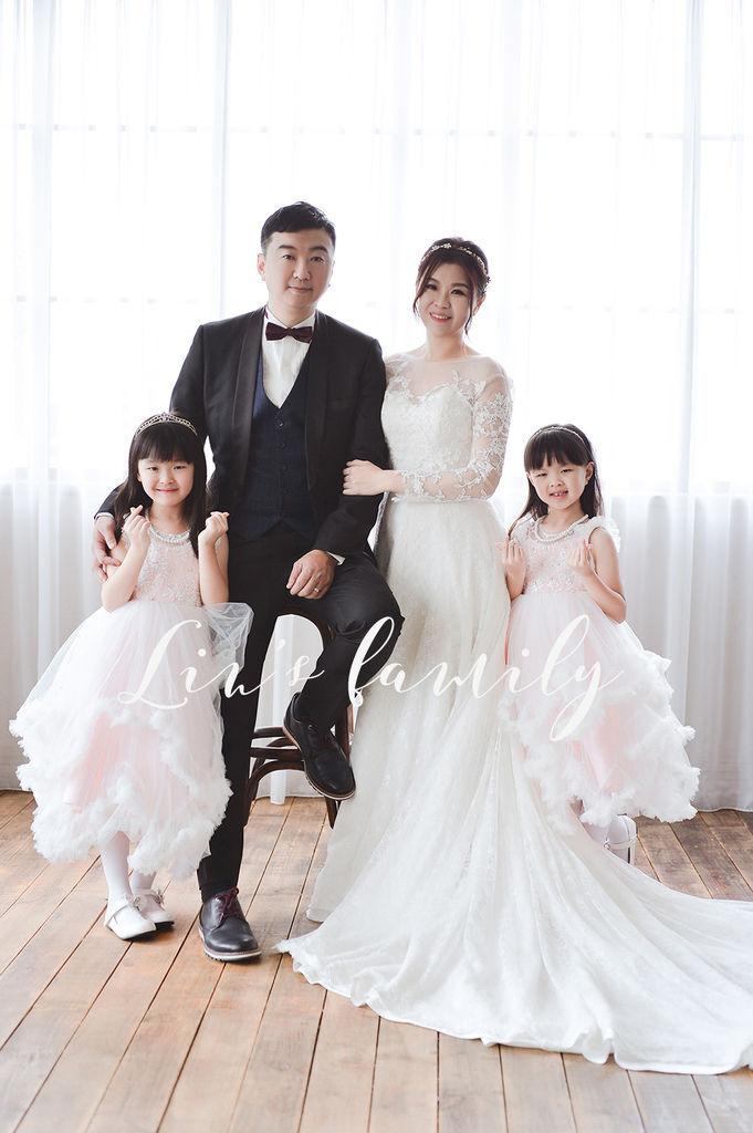 婚攝 琪琪小姐-琪琪小姐與喬先生 週年婚紗 全家福