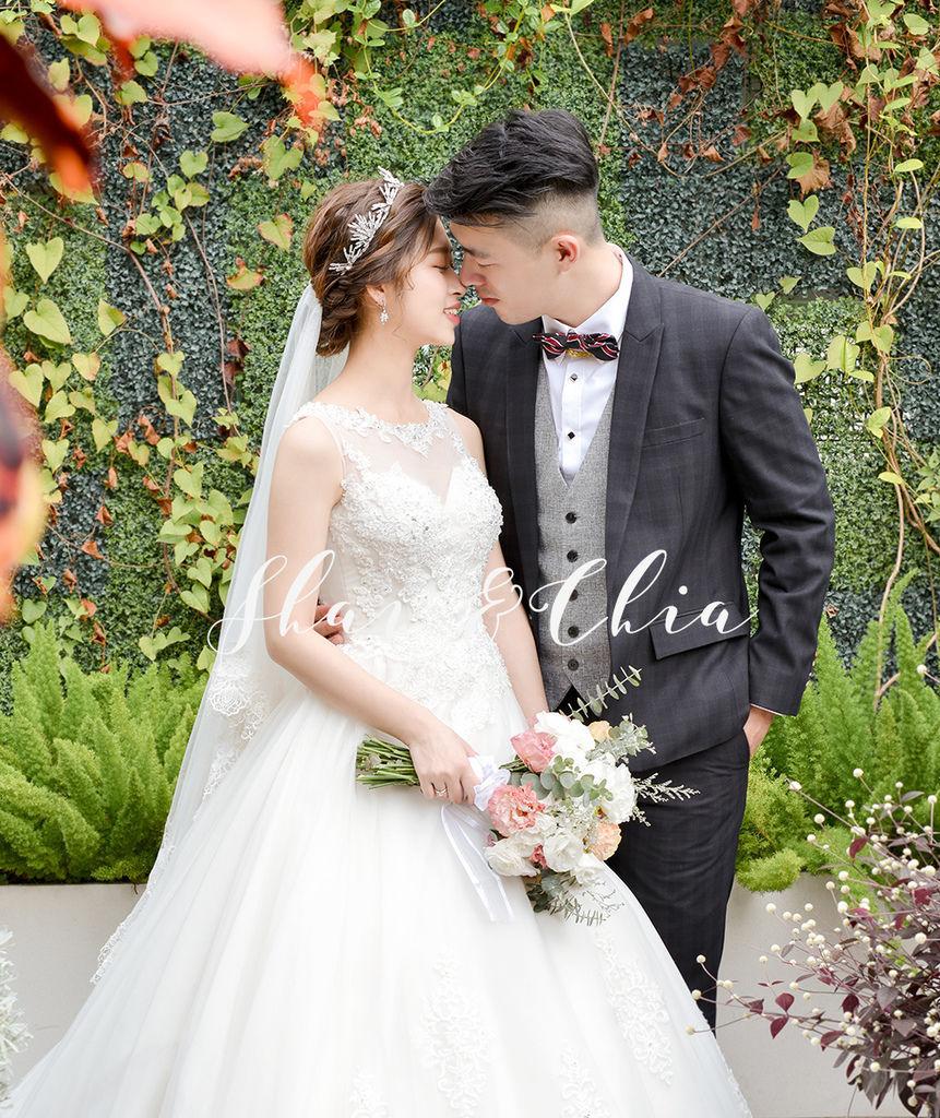 琪琪小姐與喬先生婚禮紀錄 嘉義兆品 類婚紗