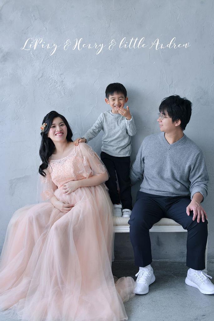 台北孕婦寫真 琪琪小姐與喬先生 女攝影師 新竹麗萍媽咪