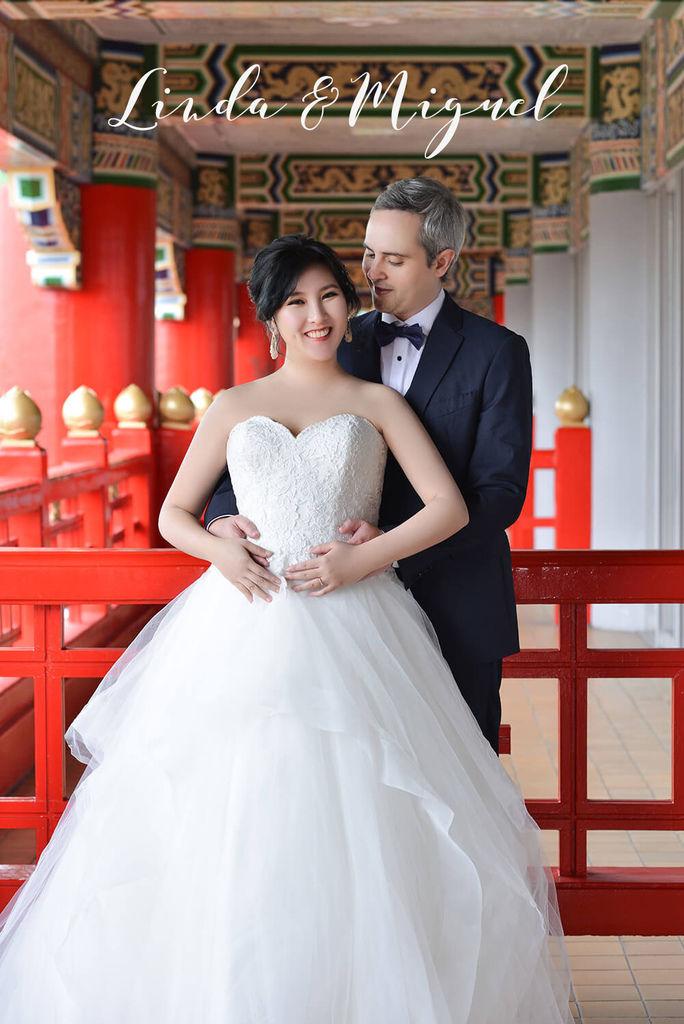 琪琪小姐與喬先生 Linda %26; Miguel 圓山大飯店婚禮紀錄