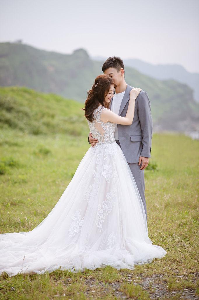 琪琪小姐與喬先生 美式婚紗 婚紗攝影