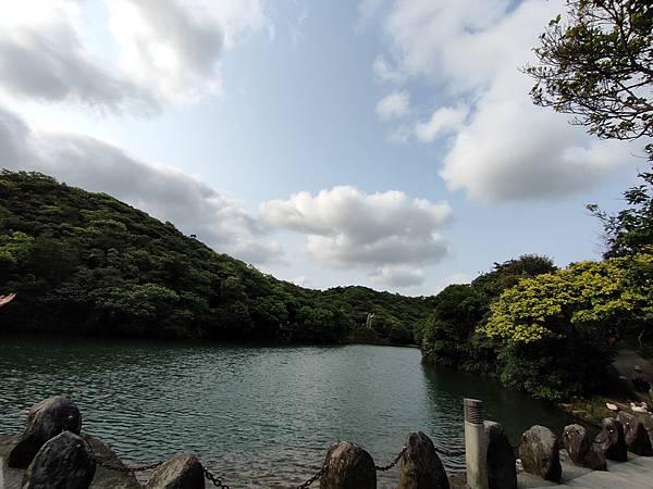 基隆情人湖公園