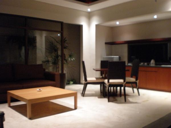 villa 戶外客廳