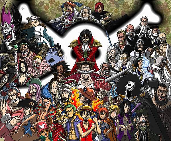 One-Piece-All-Characters