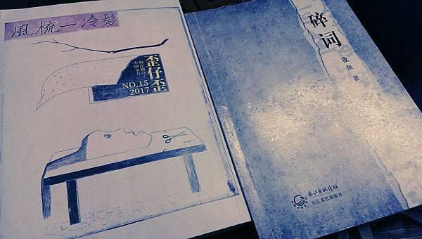 沈眠閱讀夜魚《碎詞》在《歪仔歪 詩》15:「隔岸觀詩,中國女力」.jpg