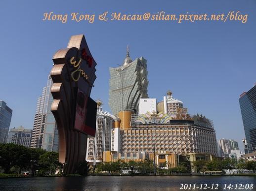 20111212 港行第二天 - 澳門