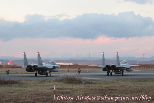 Chitose Air Base 04