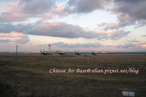 Chitose Air Base 05