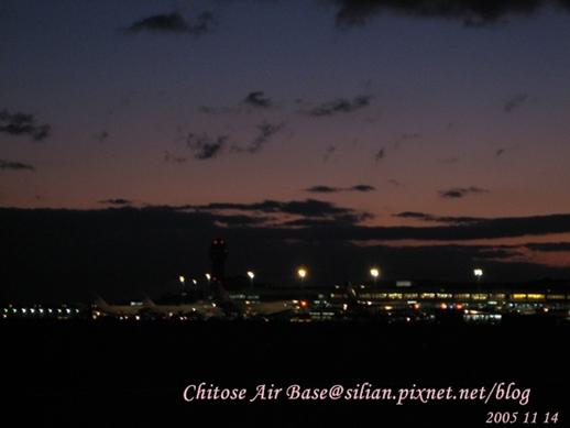 Chitose Air Base 16