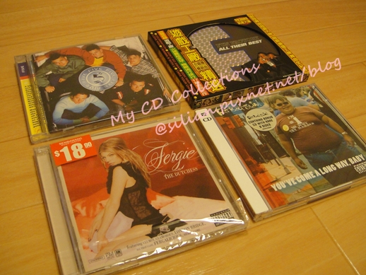 My CD Collections F