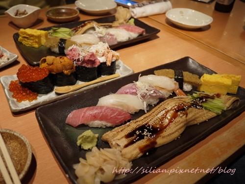20130610 與Milk的江戸っ子寿司