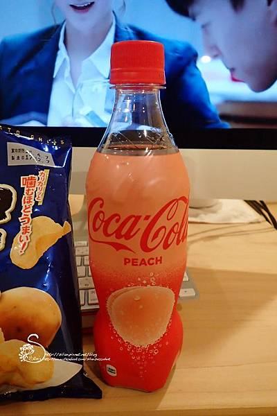 20180130 Coca Cola PEACH