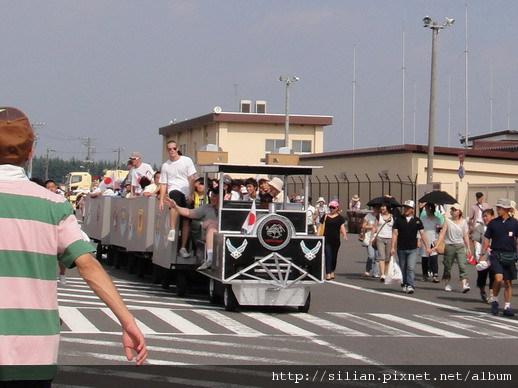 2010/8/21 日美友好列車-橫田線