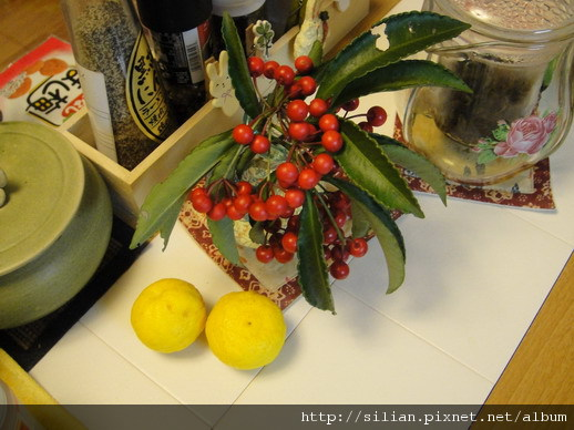 萬兩和柚子