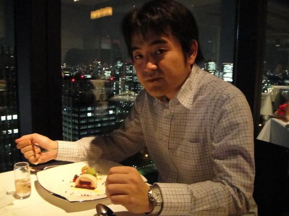 感謝老公上網查了那麼久,找到這麼好吃,又有這麼好景觀的餐廳,老公謝謝你囉~^^