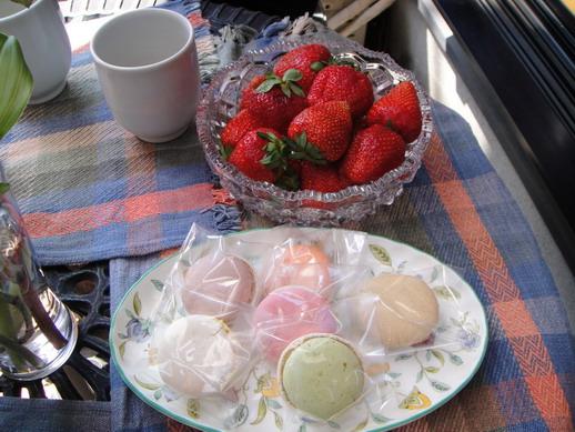飯後甜點和水果
