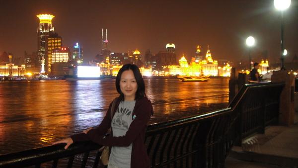 從浦東看外灘夜景
